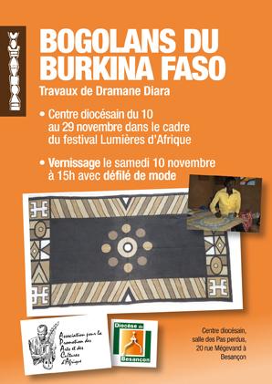 Dramane Diarra peintre et paysan burkinabé